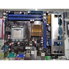 Системная плата Asus P5G41-M LX DDR2 с процессором Intel E5500 б/у