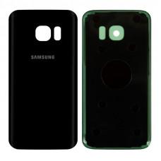 Задняя крышка Samsung G930F Galaxy S7 (черная)